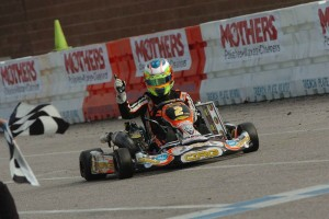 2013 S1 champion Joey Wimsett is the target entering the SpringNationals (Photo: On Track Promotions - otp.ca)