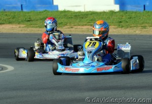 David Malukas drove to victory in the new Leopard Junior division (Photo: DavidLeePhoto.com)