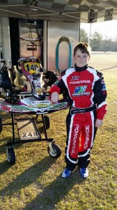 Joseph Lamberth continues to run at the front of the field at Carolina Motorsports Park (Photo: Joseph Lamberth)