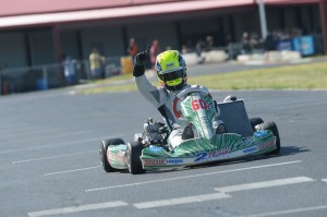 Jake Craig has been a fixture at the front of the field through out 2014 (Photo: On Track Promotions)