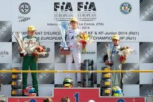 KF podium (Photo: Press.net Images)