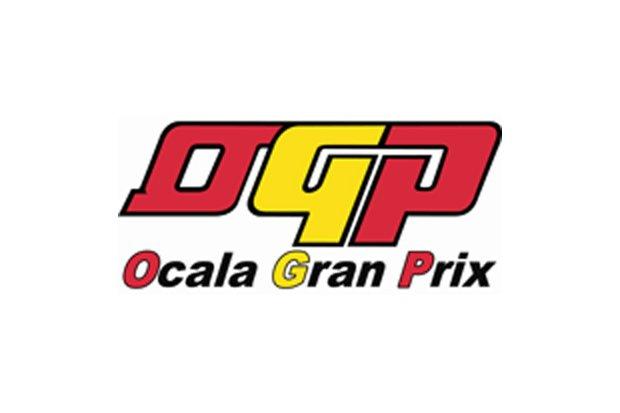 Ocala Gran Prix logo OGP