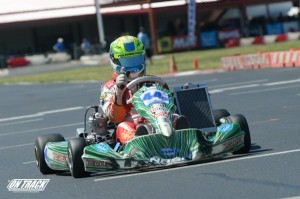 Christian Brooks bagged his first TaG Junior win at the Pro Tour (Photo: On Track Promotions - otp.ca)
