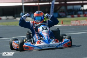 Brian McHattie matched his 2011 SpringNationals performance with two wins in TaG Master (Photo: On Track Promotions - otp.ca)