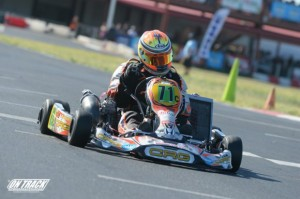 Darren Elliott scored an emotional win in S4, marking his first SKUSA Pro Tour win in 14 years (Photo: On Track Promotions - otp.ca)