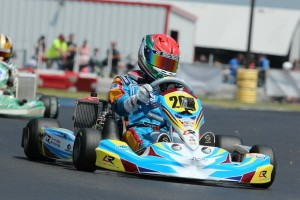 Junior driver Patricio O'Ward swept the main events in Rotax Junior and S5 Junior (Photo: Dreams Captured Photography)