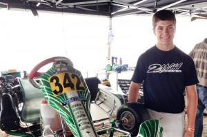 Jake Craig – EKN Driver of the Month – May 2014 (Photo: SeanBuur.com)