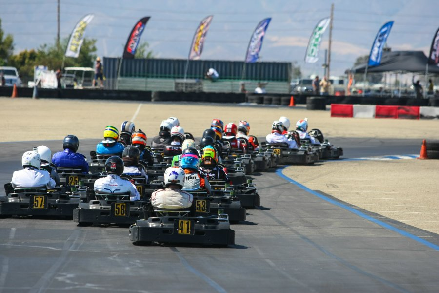 Sport Kart Grand Nationals - 2014