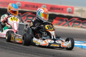 Sebastian Alvarez earned the Hard Charger award in the Mini Max class at the 2014 Cold Stone US Grand Nationals (Photo by: Ken Johnson/Studio52.us)
