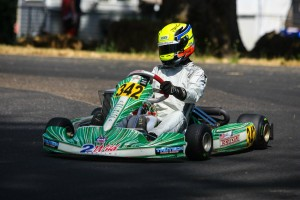 Jake Craig swept Saturday's action in Senior Max for his third victory of the season (Photo: SeanBuur.com)