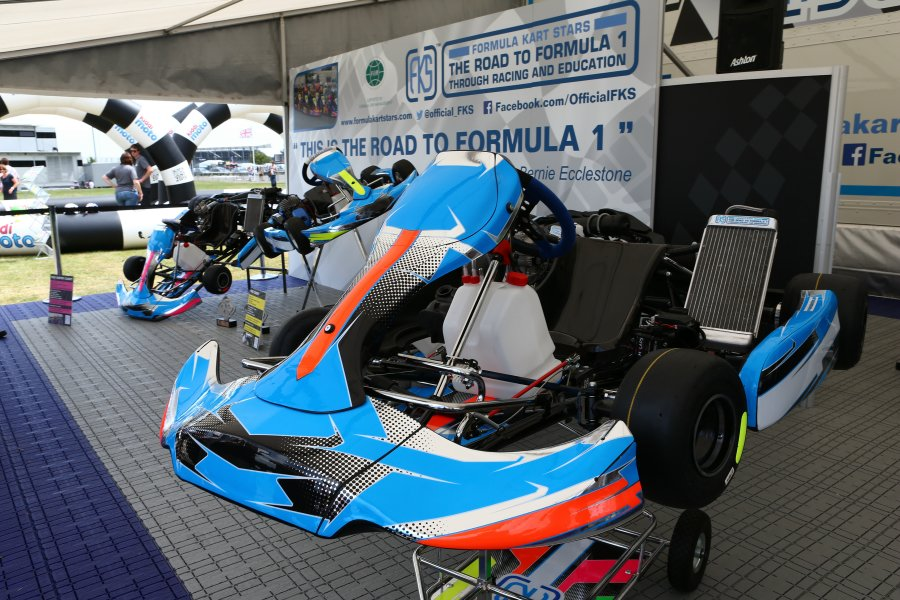 Formula Kart Stars announce a spec four-class structure for 2015