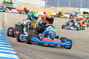 Austin Versteeg drove from last in qualifying to end up third on the Junior Max podium (Photo: Ken Johnson - Studio52.us)