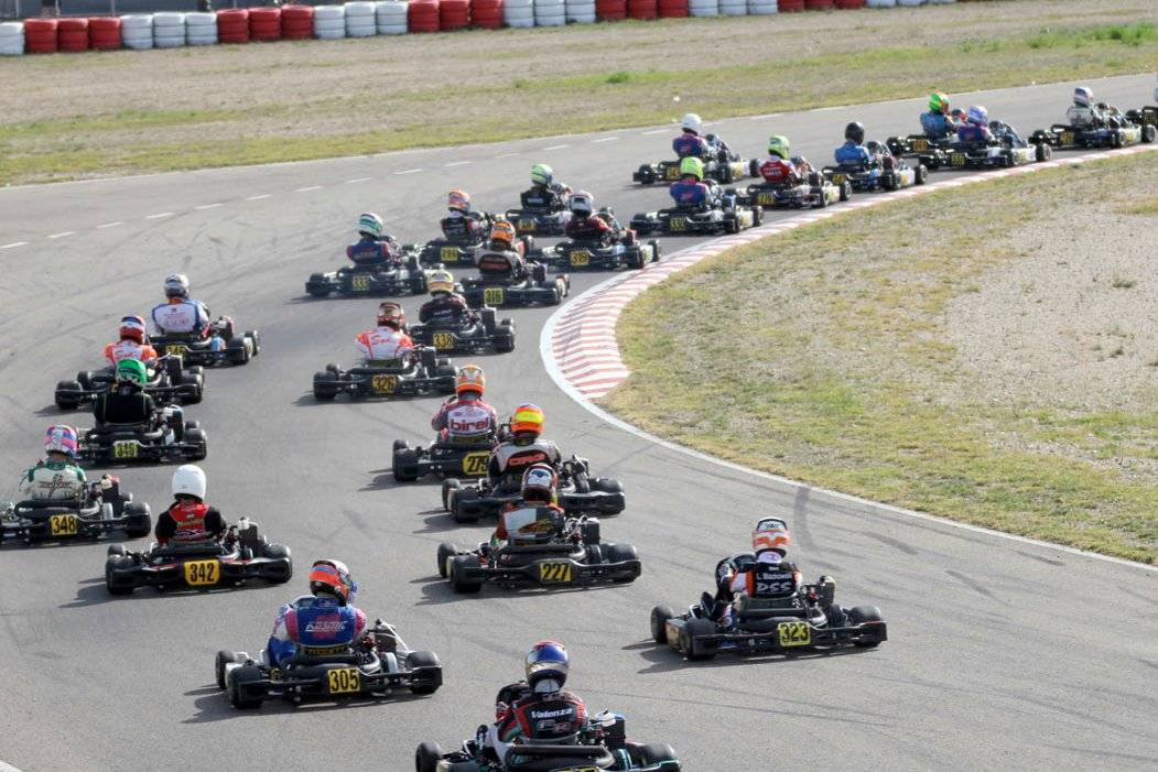Rotax Euro Challenge - Spain