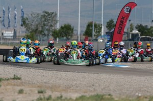 Rotax Grand Nationals-Friday-Field