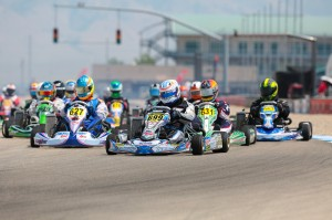 Scott Falcone is leading the Masters Max field to the green each session after posting fast time in qualifying (Photo: Ken Johnson - Studio52.us)
