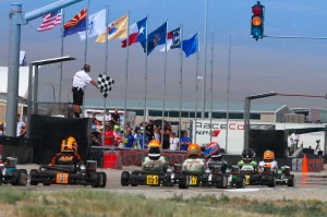 Rotax Grand Nationals-Saturday-Field