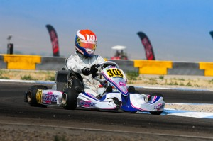 Two wins help put Luke Selliken in the top spot in Senior Max going into Saturday (Photo: Ken Johnston - Studio52.us)