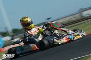 Brit Jordon Lennox looks to keep the Americans off the top step of the podium in S1 (Photo: On Track Promotions - otp.ca)