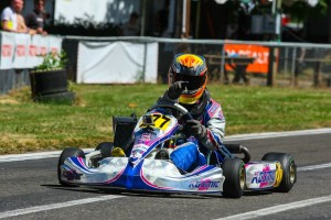 Versteeg earned five victories in the last three events, including two at the Rotax Can-Am ProKart Challenge last weekend (Photo: SeanBuur.com)