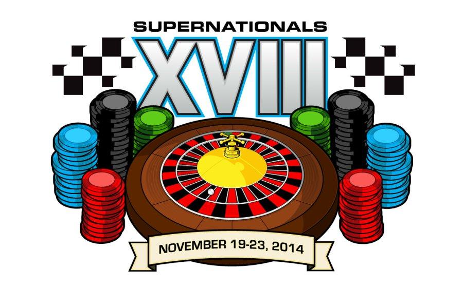 2014 SKUSA SuperNationals XVIII logo