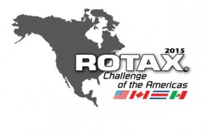 2015 Rotax Challenge of the Americas logo