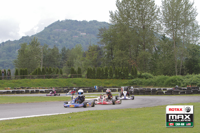 The picturesque Greg Moore Raceway will host the 2014 Rotax Can-Am ProKart Challenge finale weekend (Photo: Ken Johnson - Studio52.us)