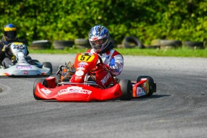 David Schorn became another first time Can-Am winner, scoring the victory in LO206 Senior on Sunday (Photo: SeanBuur.com)