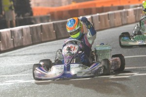 Blaine Rocha earned his first SKUSA Pro Tour victory in TaG Senior during Sunday night's main event at the Modesto Grand Prix (Photo: On Track Promotions - otp.ca)