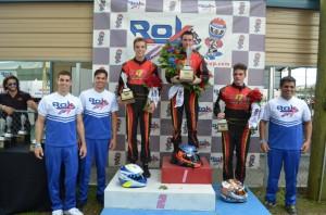 Rok GP Senior Podium (Photo: RokCupUSA.com)