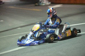 Praga North America's newest weapon Andrick Zeen powered away to the TaG Senior win (Photo: On Track Promotions - otp.ca)