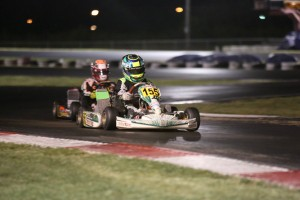 The Texas ProKart Challenge will be under the lights at North Texas Kartway in Denton, Texas (Photo: Dreams Captured Photography)