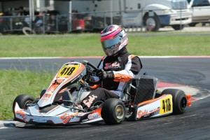 Nathan Adds made it three straight in DD2 competition with a double win weekend at NTK (Photo: Dreams Captured Photography)