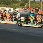 Riley Dickinson led the Mini Max field all weekend in Denton (Photo: Dreams Captured Photography)