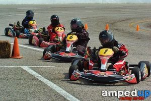 Amped Up Racing Series