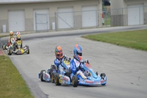 Zach Holden and David Malukas lead the way for Top Kart USA  (Photo: David Lee Photos)