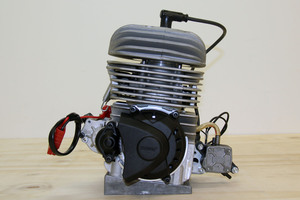 The Vortex 60cc Mini Rok to be used in the Cadet 9 and Cadet 12 classes