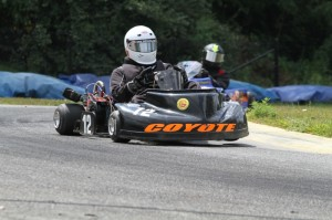 Senior Pro Gas Animal racer Nick Cole at MRP (Photo: Double Vision Photography)