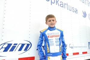 Jason Welage joins Top Kart USA and will see action this weekend at New Castle Motorsports Park (Photo: Top Kart USA)