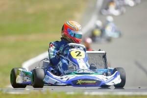 New Zealand Champion Daniel Bray (Photo: Graham Hughes)