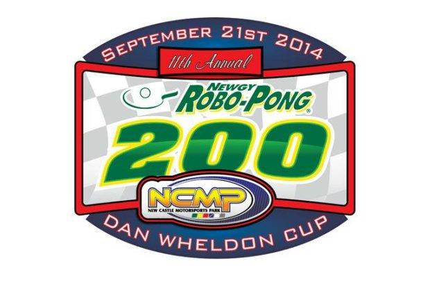 2014 RoboPong 200 logo