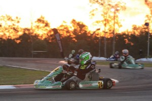 Adam Hunter won the DD2 Masters class (Pic: Coopers Photography)