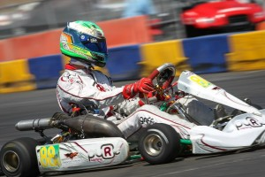 Kolton Griffin recorded another come-from-behind win in the S2 Semi-Pro category (Photo: dromophotos.com)
