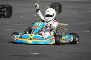 Nicky Hays earned his first sweep in the S5 Junior division (Photo: dromophotos.com)