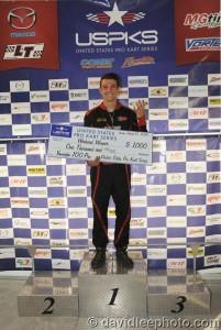 Jarsocrak won the $1,000 Yamaha Pro check four times in 2014 (Photo: DavidLeePhoto.com)