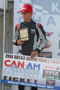 Sting Ray Robb will join Team USA for the first time this November at the Rotax Grand Finals (Photo: SeanBuur.com)