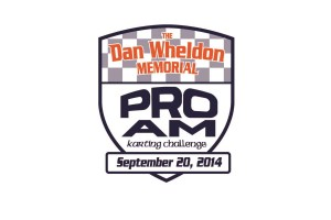 Dan Wheldon Memorial Pro Am Karting Challenge logo 2014