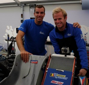 The Race of Stars event will see Thonon paired with his former Euro mechanic Josh Hart