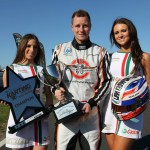 Joey Hanssen secured back-to-back KZ2 Championships (Pic: Coopers Photography)