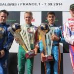 Rotax Euro Challenge 2014 Champions