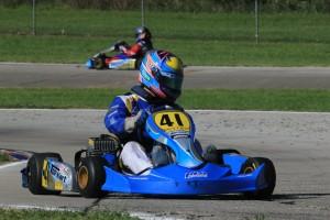 Killian Keaveny won both Yamaha Senior finals (Photo: Joe Brittin)